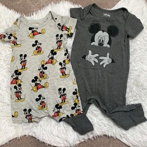 Disney Baby 12 Month Outfit and Onesie